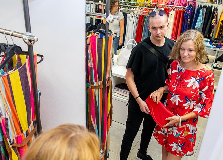 Osobný stylista JÁN KUCEJ: Spolupráca so stylistom je ohľadaní
